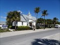 Image for OLDEST - Church On The Island - Boca Grande, Florida, USA