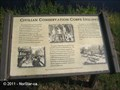 Image for CCC Historical Sign, Brimfield State Forest - Brimfield, MA