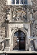 Image for West portal of the Church of Ss. Peter and Paul / Západní portál kostela Sv. Petra a Sv. Pavla - Cáslav (Central Bohemia)
