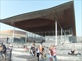 Image for The Senedd - Welsh Parliment - Cardiff, Capitol of Wales.