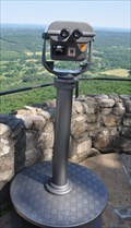 Image for Rock City Gardens Lower Level Overlook Binocular #2