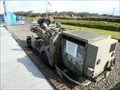 Image for RAF trolley weapon loader type W Mk.2 -  Davidstow Moor R.A.F. Memorial Museum, Davidstow, Cornwall
