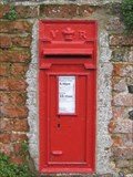 Image for Victorian Post Box, Back Lane, Buxton, Norfolk