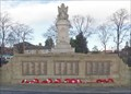 Image for Combined World War I And World War II Memorial - Cleckheaton, UK
