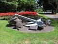 Image for Anchor - Memorial Park. Hamilton. New Zealand.