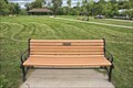 Image for Annamarie and Xavier Cadrin Bench - Grafton MA
