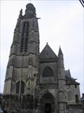 Image for Chemins de Saint-Jacques-de-Compostelle en France - Eglise paroissiale Saint-Jacques, Compiègne, ID=868-064