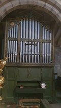 Image for Church Organ - St Peter - Parwich, Derbyshire