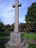 Image for Dartmouth War Memorial