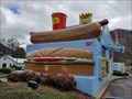 Image for Pal's Ginormous Hot Dog ~ Gate City, Virginia - USA.