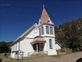 Image for First Presbyterian Church - Fort Davis, TX