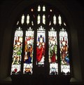 Image for The Windows of Okehampton Church, North Dartmoor.