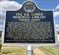 Image for The B.B. Comer Memorial Library - Sylacauga, AL