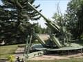Image for 90mm Anti-aircraft Gun - Sangudo, Alberta