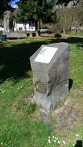Image for Way Marker - Nickenich, Rhineland-Palatinate, Germany