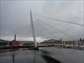 Image for Swansea Maritime Quarter Bridge - Satelitte Oddity - Swansea, Wales.
