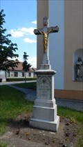 Image for Kriz u kostela - Vranovice, Czech Republic