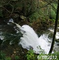 Image for Upper Hill Creek Falls - Falls of Hills Creek Scenic Area - Hillsboro, West Virginia