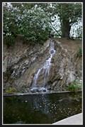 Image for Waterfall near Špilberk - Brno, Czech Republic