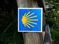 Image for [MISSING] Way Marker - 'Katzensteigle' Ergenzingen, BW, Germany