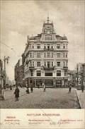 Image for Art Nouveau House - Prague, Czech Republic