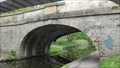 Image for Arch Bridge 224 Over The Leeds Liverpool Canal - Armley, UK