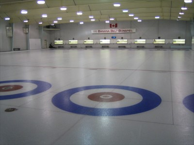 Interior: Some of the rinks