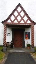 Image for Türe der Evangelischen Kirche Altwied - Neuwied - RLP - Germany
