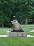 Image for Reclining Figure: Hand - Kansas City, MO