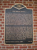 Image for THE BRICK HOTEL (SC-139) - Georgetown, DE