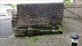Image for Low Well Water Trough - Foulridge, UK