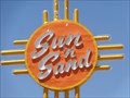 Image for Historic Route 66 - Sun n Sand Motel - Santa Rosa, New Mexico, USA.