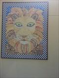 Image for Lion Mosaic - Los Altos, CA