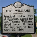 Image for Fort Williams, Marker BBB-9