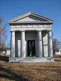 Image for Haarstick Family Mausoleum - Bellefontaine Cemetery - St. Louis, Missouri