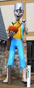 Image for Doofy Johnny Appleseed Statue - New Market, VA