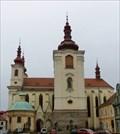 Image for TB 1201-35.0 Zatec, r. k. farni kostel