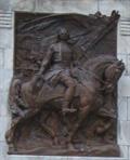 Image for John A. Logan aboard Horse - Murphysboro, IL