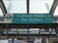 Image for Custom House DLR Station - Victoria Dock Road, London, UK
