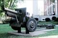 Image for 155 mm Howitzer – Model 1917 – Dahlonega, GA.