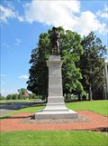 Image for Memorial To Company A Capital Guards - Little Rock, Arkansas