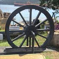 Image for Sugar Cane Cart Wheel - Discovery Bay, Jamaica