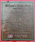 Image for McLeod's Lake Post - McLeod Lake, BC