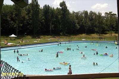 Shady Grove Park Pool Lemont Furnace Pennsylvania