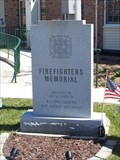 Image for Northville Firefighters Memorial - Northville, Michigan