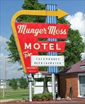 Image for Munger Moss Hotel - Roadside Attraction - Lebanon, Missouri, USA.