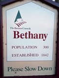 Image for Bethany, SA, Australia - Population - 300