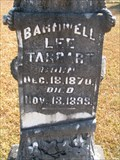 Image for Barnwell Lee Taggart - Troy Cemetery, Troy, SC