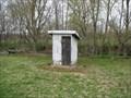 Image for Kornthal Church Outhouse - Jonesboro, Illinois