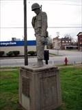 Image for Brookport World War II Memorial - Brookport, Illinois